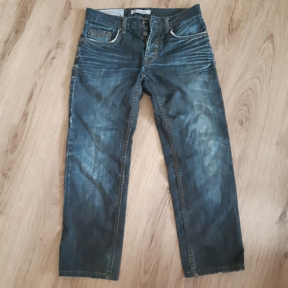 DAVID BITTON | worn and loved | Jeans straight cut